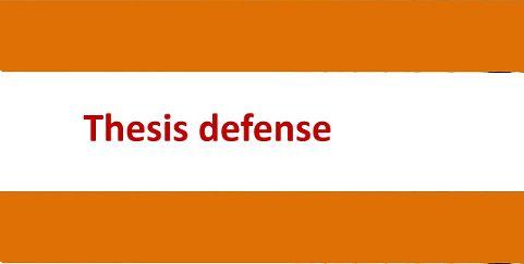 Dissertation defense netherlands